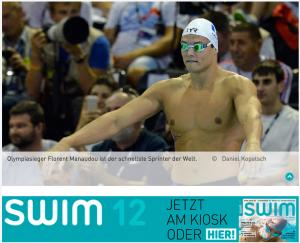 Luening-swim-Einheit-Sprinten