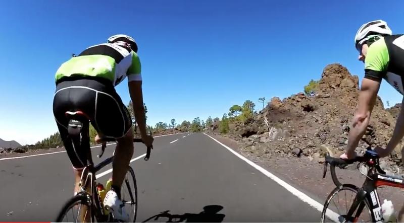 Video: Teide Classic mit Rennrad oder Porsche 911