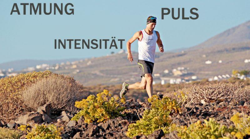 Laufen: Atemfrequenz zur Intensitätssteuerung