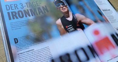 Triathlon: Langdistanz als Mehr-Tages-Training!