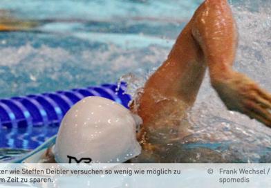 Wissenschaft: Schneller schwimmen ohne Atmung