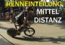 Triathlon Mitteldistanz: Renneinteilung