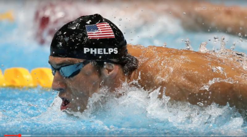 Clip: Evolution of Michael Phelps