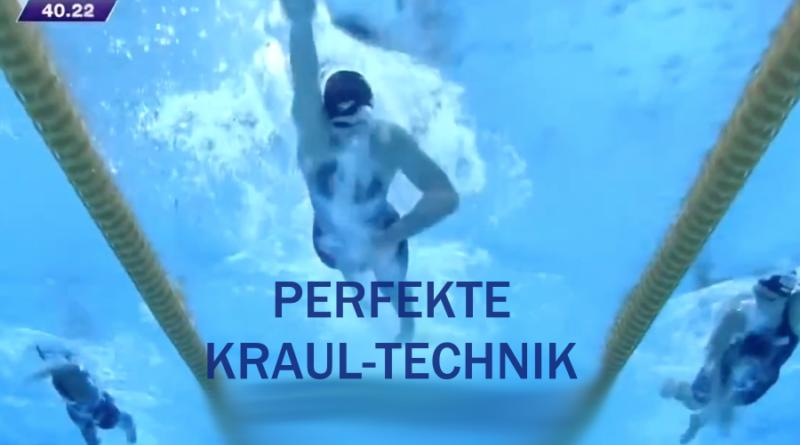 Clip: Die perfekte Kraul-Technik