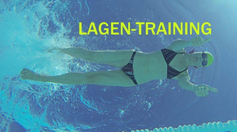 Trainingseinheit KW49/2016: Techniktraining für das Lagenschwimmen