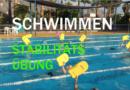 Schwimm-Training: Stabilitäts-Übung