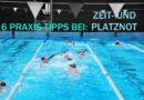 Schwimmen: 6 Trainingstipps bei Zeit- und Platznot