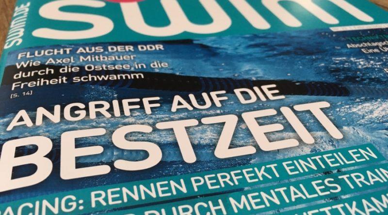 swim 22: Pacing-Strategien und Trainingspläne