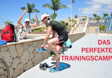 So wird´s gemacht: Das perfekte Triathlon-Trainingslager