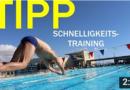 Schwimmen: SCHNELLIGKEITSTRAINING – die Vorteile