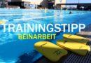 Schwimmtechnik: Problem Beinarbeit, so kann es klappen