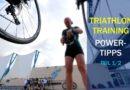 TRAINING: Die Power-Tipps für dein Triathlon-Training 1/2