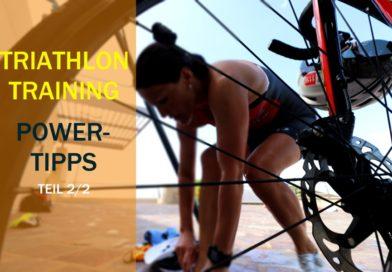 TRAINING: Die Power-Tipps für dein Triathlon-Training 2/2