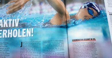 Triathlon 151: Aktiv erholen