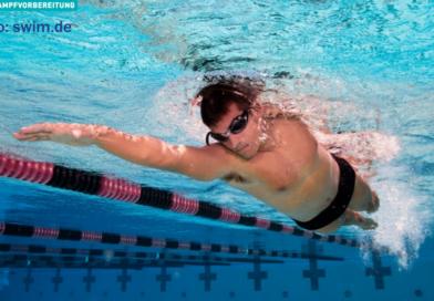 Schwimmen: Richtig tapern und zur Topform kommen