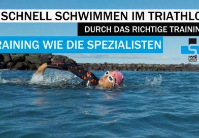 Triathlon: Trainieren wie die Schwimm-Spezialisten