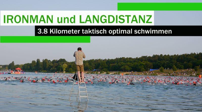 Clip: 3.8 Kilometer taktisch optimal schwimmen