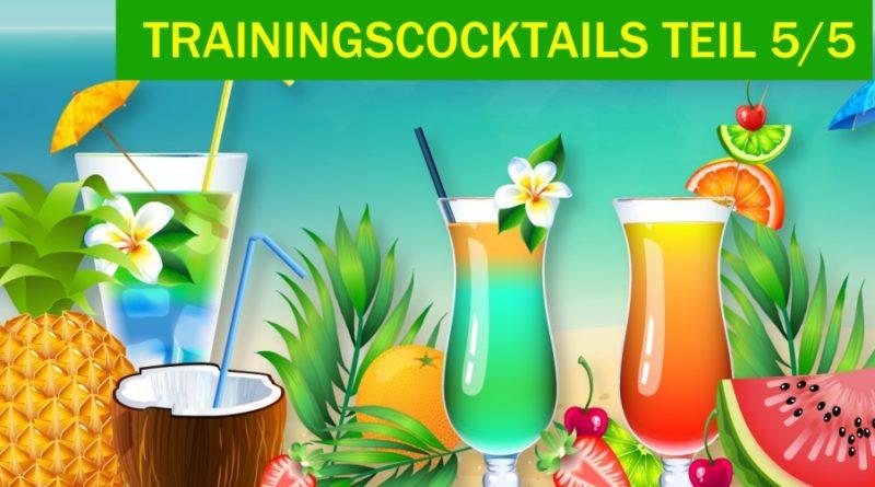 Trainings-Cocktails 5/5: Der Läufer-Zombie