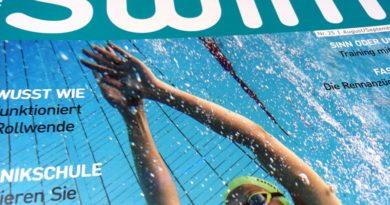 swim 25: Artikel über das Intervalltraining
