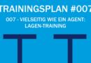 Trainingsplan #007: Alle vier Lagen