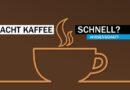 Ausdauersport: Macht Kaffee schneller?