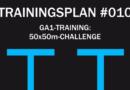 Trainingsplan #010: 50x50m-Challenge