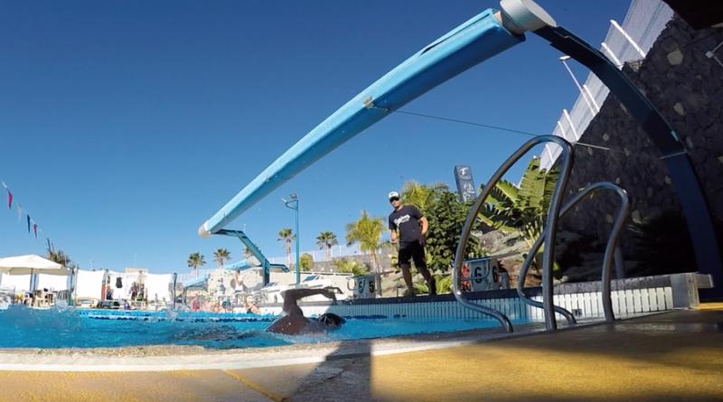 Schwimmcamps auf Teneriffa