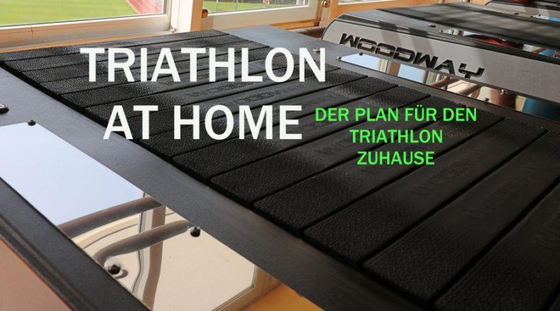 Triathlon in den eigenen vier Wänden? So geht´s!