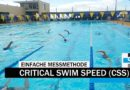CSS: Critical Swim Speed als einfache Leistungsdiagnostik