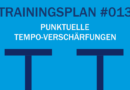 Trainingsplan #013: Tempohärte entwickeln