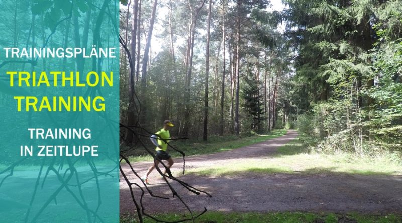 TRIATHLON: Training in SLOWMOTION