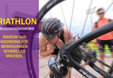 Triathlon: Bewegungsökonomie für bessere Leistungen