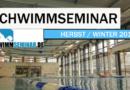 Schwimmseminar Herbst 2018: Neue Termine online!