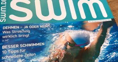 swim 32: 10 Schwimm-Hacks
