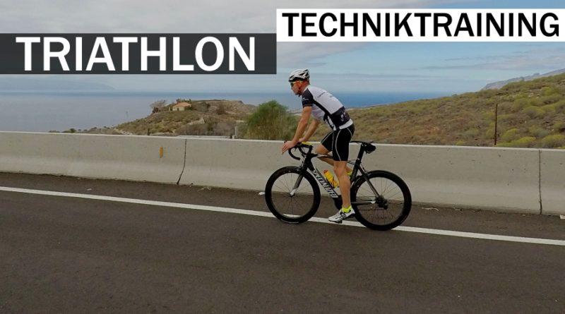 Technikverbesserungen in den Triathlon-Disziplinen, Teil 2/2