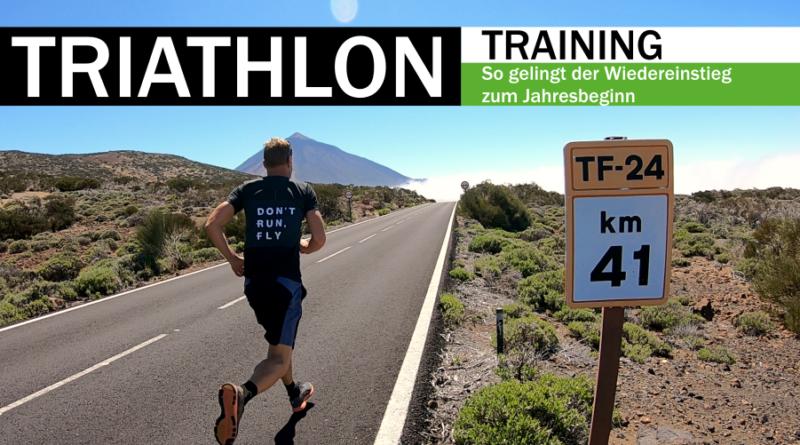Triathlon: So gelingt der Einstieg ins Neue Jahr