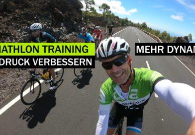 Triathlon Training: Eigen-Transport auf dem Rad und beim Laufen optimieren