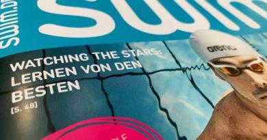 swim 36: Watching the Stars – so trainieren die Besten!