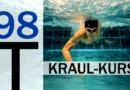 Trainingsplan #98: Kraulschwimmen Kurs 1/3, 1.500 Meter
