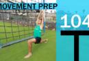 Trainingsplan #104: Movement Prep für Schwimmer und Triathleten