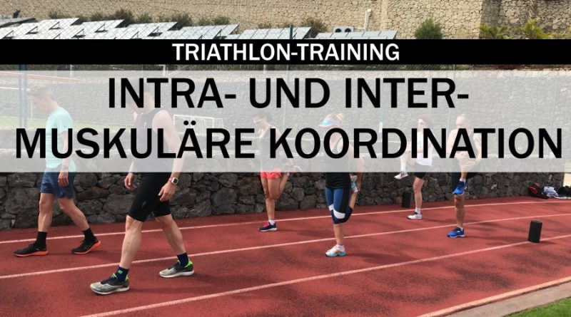 Triathlon: Inter- und intramuskuläre Koordination, Teil 1