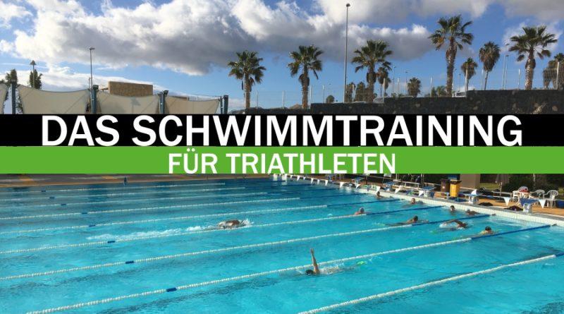 Das Schwimm-Training für Triathleten