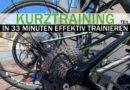 Triathlon Training: Effektiv trainieren in 33 Minuten