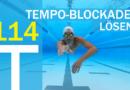 Trainingsplan #114: Tempoblockade lösen, 3.300 Meter