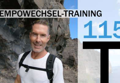 Trainingsplan #115: Tempowechsel-Training, 3.100 Meter