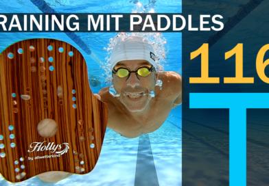 Trainingsplan #116: Das Training mit Paddles, 32.00m