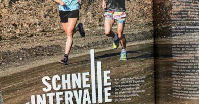Triathlon Magazin: Artikel zum Intervall-Training