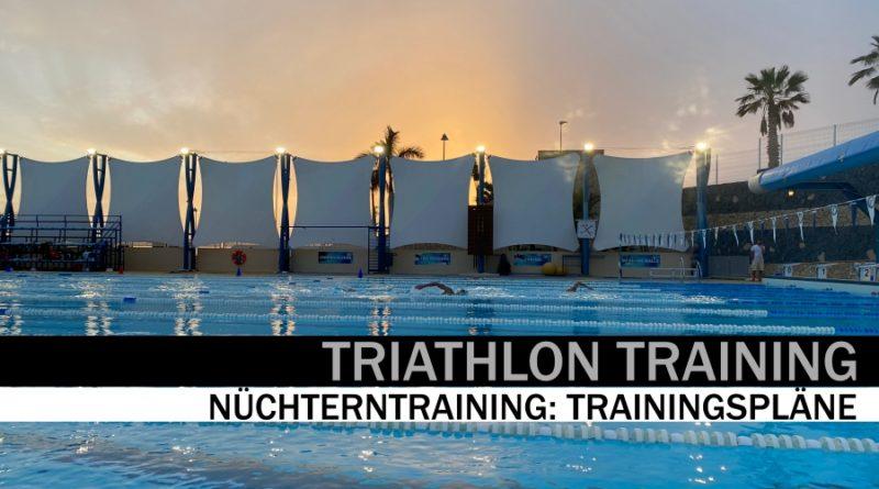 Triathlon Training: Trainingspläne für das Nüchterntraining