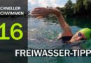 Effektives Training im Freiwasser
