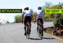 Besser atmen. Das Atemtraining beim Schwimmen, Radfahren und Laufen